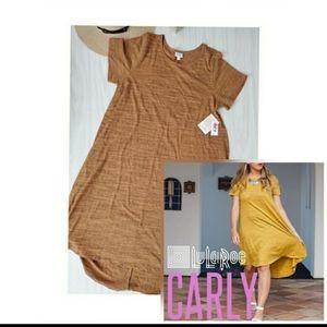 Lularoe Carly High Low Dress 3x